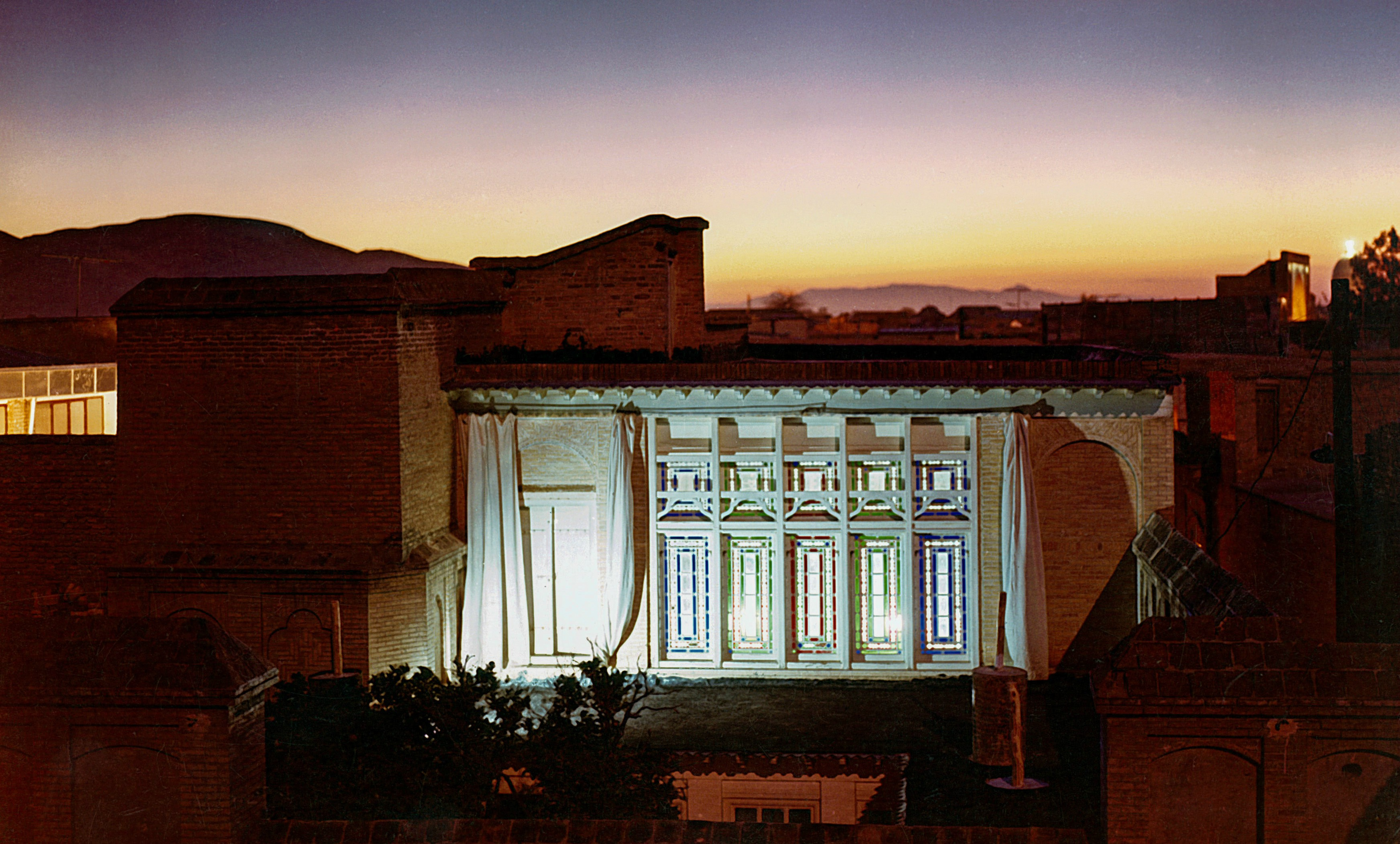 The House of the Bab in Shiraz, Iran