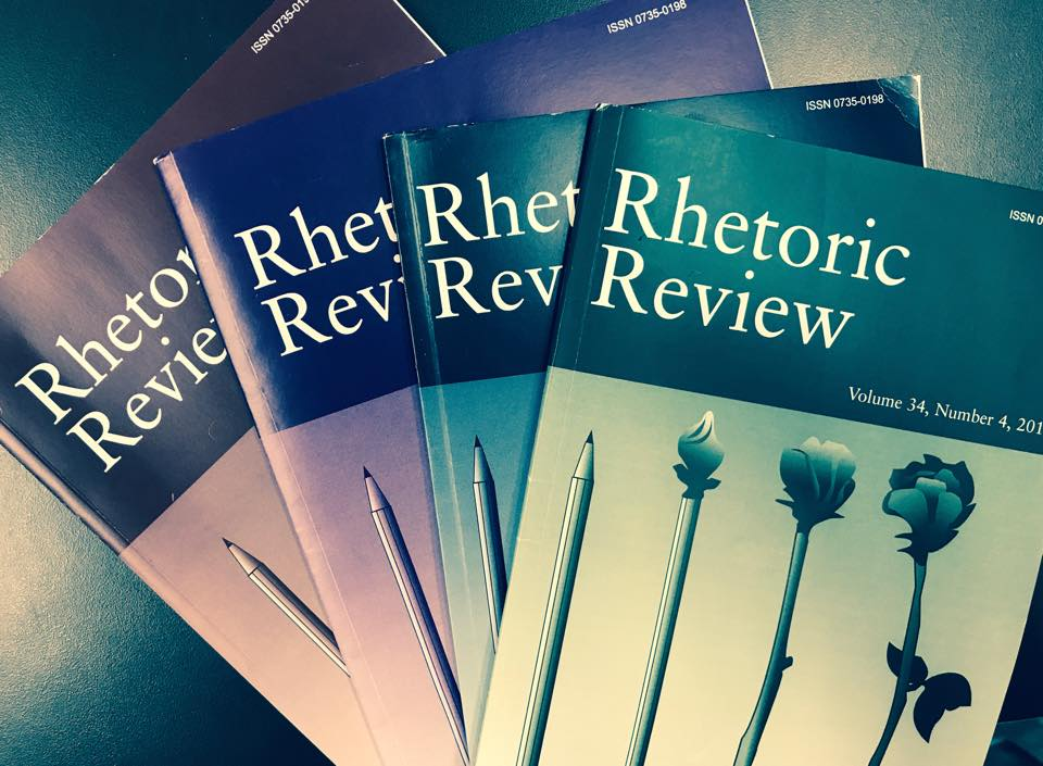 Rhetoric Review Journal
